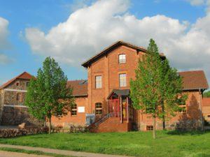Amt Gerswalde (ehemalige Molkerei)